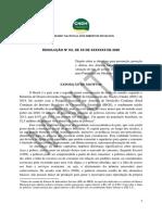 ConsultaPública Resolução CNDH DHePopRua