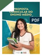 Novo Ensino Médio Proposta Curricular Da Paraíba