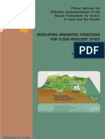 Innovative Strategies for Flood-Resilient Cities