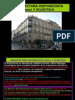 40.-ARQUITECTURA HISTORICISTA (Neos) Y ECLÉCTICA2