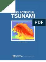 Daño Potencial Tsunami