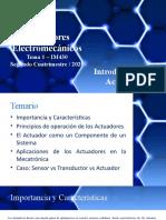 Actuadores Presentacion_1