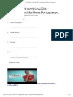 AS GRANDE NAVEGAÇÕES - Navegações Marítimas Portuguesas - Formulários Google