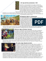 LOS BIAJES DE CRISTOBALCOLON