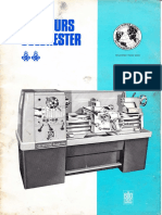 Colchester Catalogue Tours