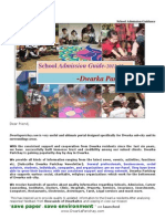 School Admissions Guide2011