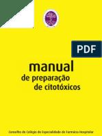 Manual de Preparação de Citotóxicos