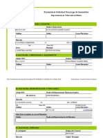 FI-DVB-002 Formulario Solicitud de Descargo de Inmuebles, Rev. B