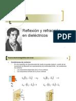 04 Reflexion y refraccion en dielectricos