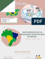Pedagogía hospitalaria en Brasil