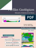 PERFILES GEOLOGICOS VNZLA