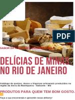 DELÍCIA DE MINAS NO RIO DE JANEIRO