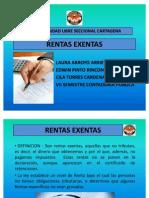 Exposicion Rentas Exentas