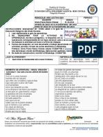 ACTIVIDAD DE APRENDIZAJE GRADO NOVENO TERCER PERIODO SEMANA 17-18