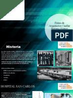 Firma de Arquitectos Cuellar Serrano Gómez