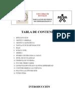 TABULACION PERFIL SOCIODEMOGRAFICO