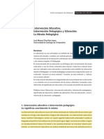 Intervención Educativa-Touriñan