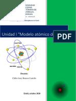 """Unidad I """"Modelo Atómico de Bohr"""""""