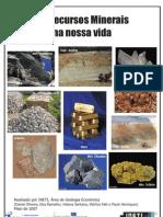 Os minerais na nossa vida