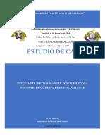 CASO CLÍNICO - INFECCIOSAS - PEDIATRIA II
