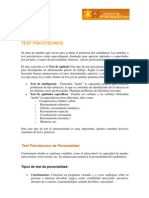 test_psicotecnico