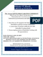 MNYD Proclamation