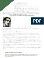 Biografias de Compositores Guatemaltecos
