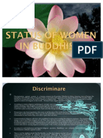 statusul femeilor in budism