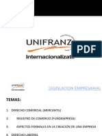 Legislación Empresarial HITO 2