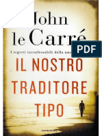 John le Carré - Il nostro traditore tipo