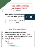SRSS&PNDS 2011-2015 Version du 13FEVRIER2012