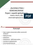 Vezbe II - Globalizacija