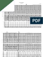 Si No Te Quisiera - Score and Parts