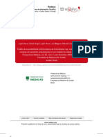 Padrão de suscetibilidade antimicrobiana de Enterobacter spp isolada de infecções urinárias em pacientes ambulatoriais em um hospital da cidade de Lima, Peru - Perspect Med