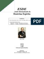 Curso ESDE - Estudo Sist Da Doutrina Espirita (FEB)