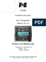 TRT 800 1Dk Deutsch