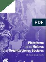 Plataforma de Mujeres de Osb 2003