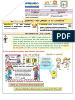 DIA 2- COMUNICACIÓN - ESCRIBIMOS POEMAS