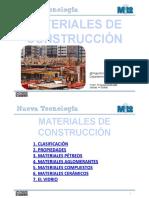 Materiales de construcción 2ºESO