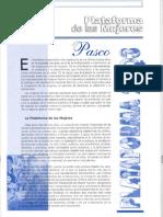 Plataforma de Mujeres de Osb 2003 Pasco