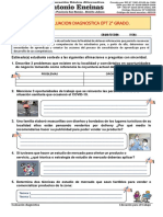 EVALUACION DIAGNOSTICA - EPT