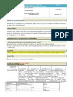 Actividad IV Control Interno - 2021 - I