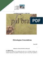 Antología Etimologías PDF