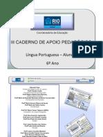 6AnoLPortuguesaAluno3CadernoNovo
