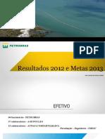 Apresentacao Balanço 2012- Perpectivas 2013