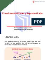 01. Ecuaciones Con Una Variable(1)