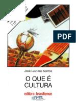 21164 - COL. PRIMEIROS PASSOS - N. 110 - O QUE É CULTURA 2