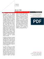 BCN. Estado de los Humedales en Chile