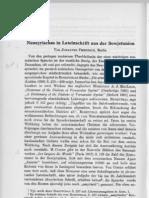Friedrich Neusyrisches in Lateinschrift