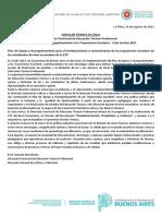 Circular Técnica N° 3 - DPETP - Apoyo y Acompañamiento (1)
